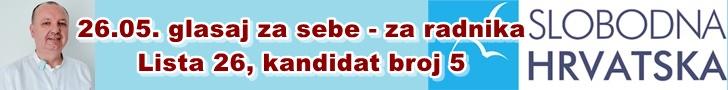 26.05. glasaj za sebe - za radnika